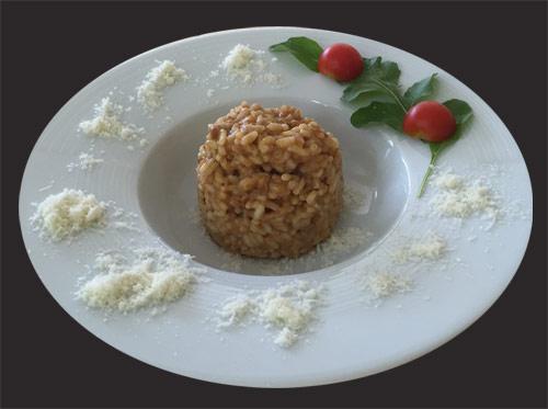 Skradinski rižot Skala